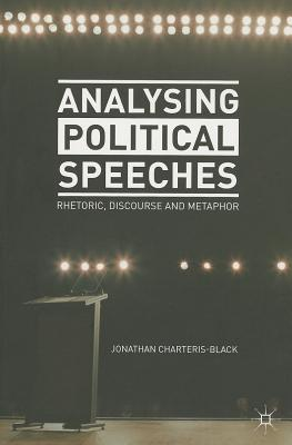Analysing Political Speeches By Charteris-Black, Jonathan